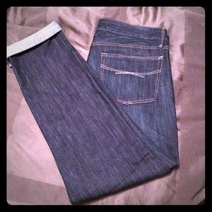 GAP size 31cuff jeans
